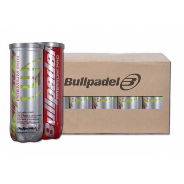 Cajón Pelotas Bullpadel Premium Pro