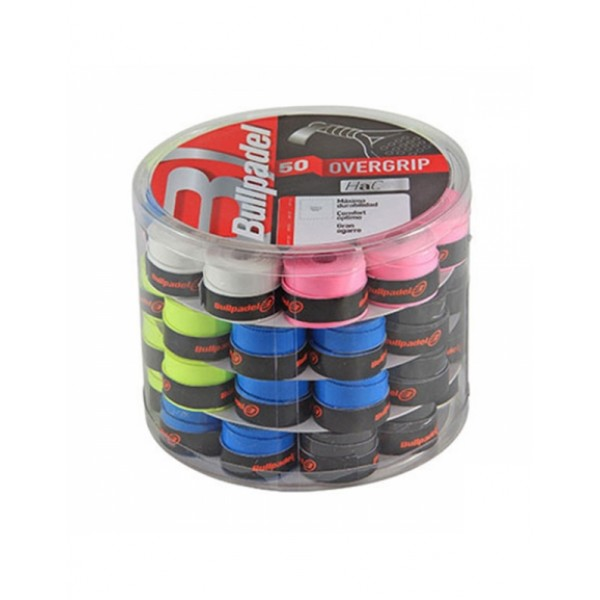 Over Grips Bote Bullpadel Colores