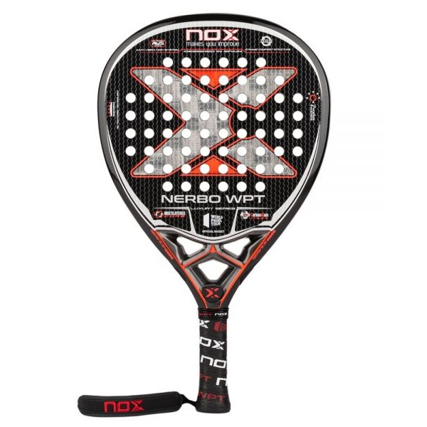 NOX NERBO WPT OFFICIAL RACKET 2020