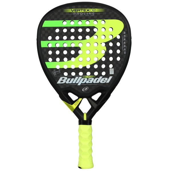 2019 Bullpadel Vertex 02 Proline Hsc