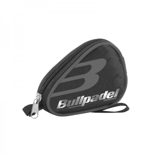 MONEDERO BULLPADEL BPP-20009 NEGRO