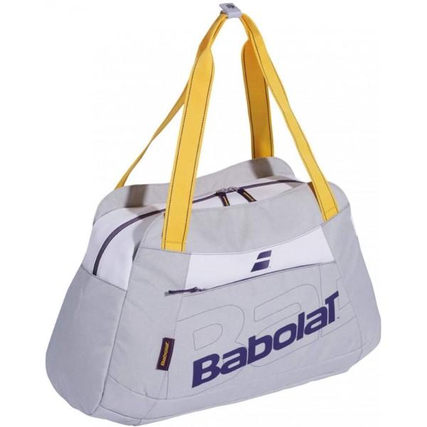 BOLSO BABOLAT FIT PADEL GRIS/AMARILLO