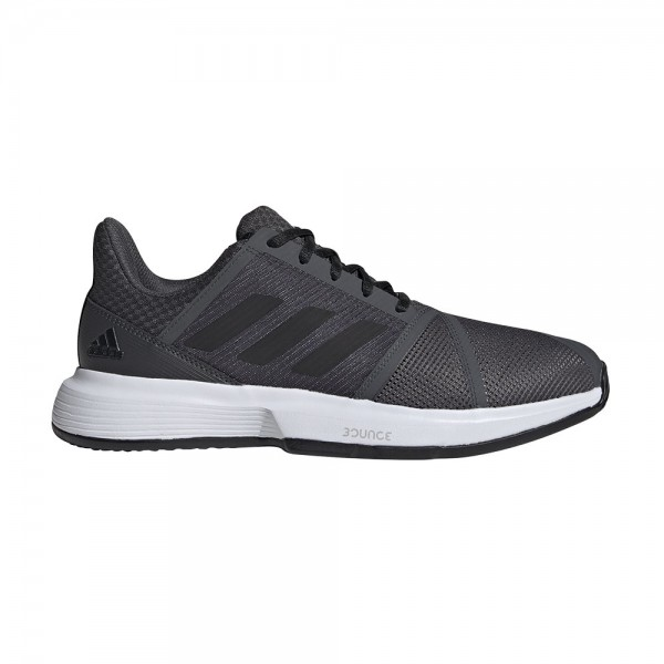 ADIDAS COURTJAM BOUNCE CLAY GRIS